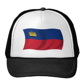 Flag of Liechtenstein Trucker Hat