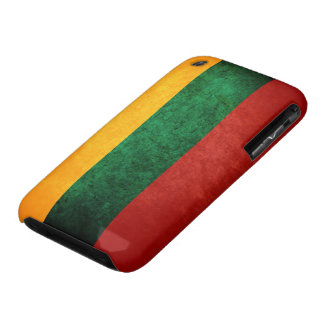 Flag of Lithuania iPhone 3 Cover
