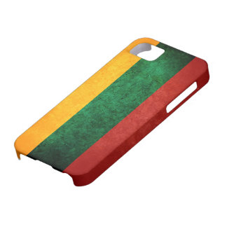 Flag of Lithuania iPhone SE/5/5s Case