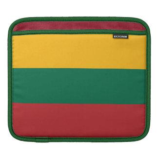 Flag of Lithuania Rickshaw Bagworks iPad sleeve