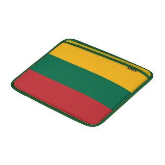 Flag of Lithuania Rickshaw Bagworks MacBook Sleeve