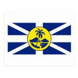 Flag of Lord Howe Island Postcards