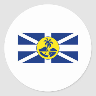 Flag of Lord Howe Island Stickers