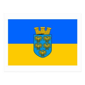 Flag of Lower Austria Postcard