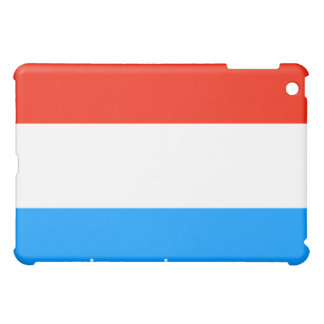 Flag of Luxembourg iPad Mini Case
