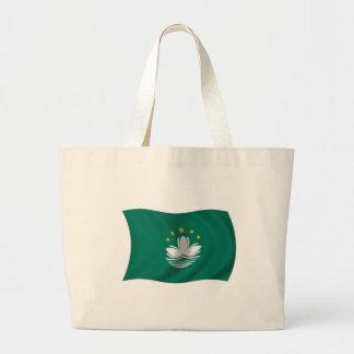 Flag of Macau Canvas Bag