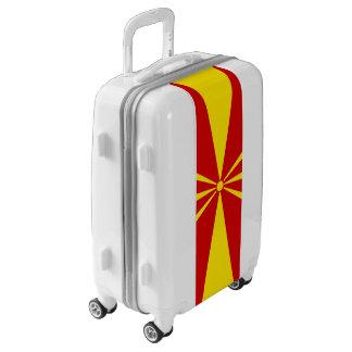 Flag of Macedonia Luggage (Carry-On)