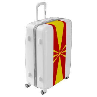 Flag of Macedonia Luggage (Large)