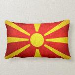Flag of Macedonia Pillows