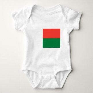 Flag_of_Madagascar Baby Bodysuit