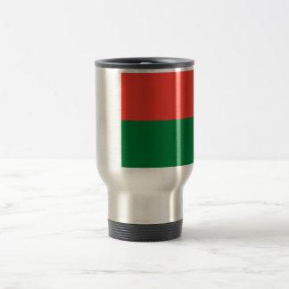 Flag of Madagascar  Travel/Commuter Mug