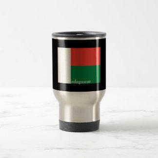 Flag of Madagascar Travel Mug