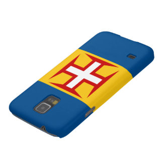 Flag of Madeira Galaxy S5 Cover