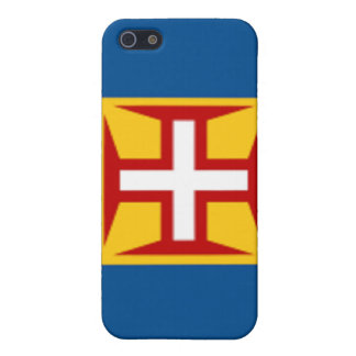 Flag of Madeira iPhone SE/5/5s Cover