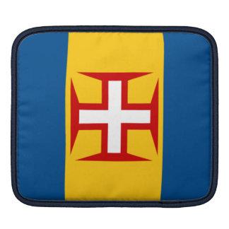 Flag of Madeira Rickshaw Bagworks iPad sleeve