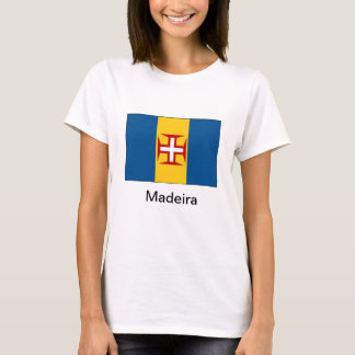 Flag of Madeira T-Shirt