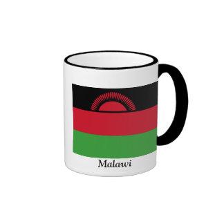 Flag of Malawi Ringer Mug
