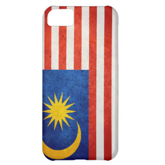 Flag of Malaysia Case For iPhone 5C