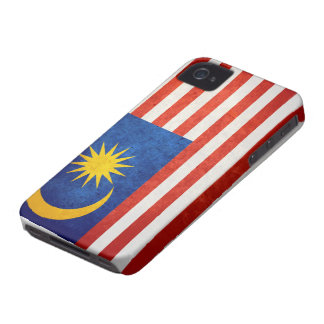 Flag of Malaysia iPhone 4 Cover