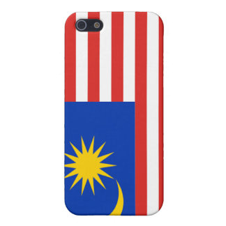 Flag of Malaysia iPhone 5 Case