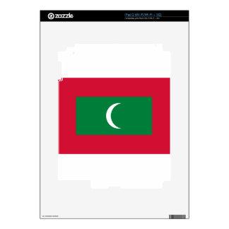 Flag_of_Maldives iPad 2 Skins