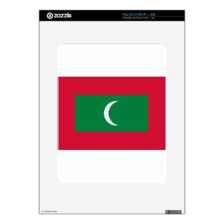Flag_of_Maldives iPad Decal