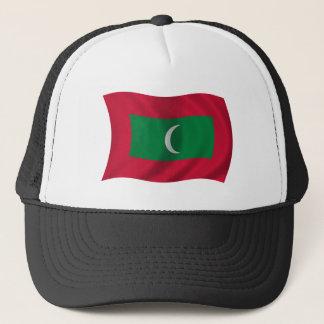 Flag of Maldives Trucker Hat