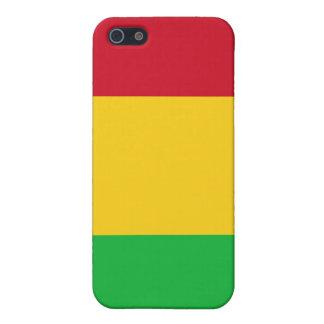 Flag of Mali iPhone SE/5/5s Case