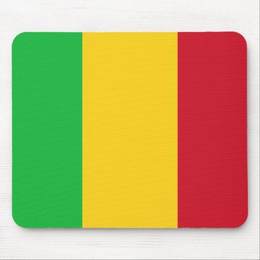Flag of Mali Mouse Pad