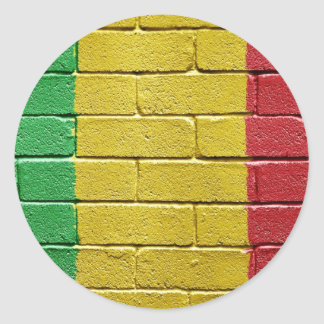 Flag of Mali Stickers