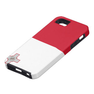 Flag of Malta iPhone SE/5/5s Case