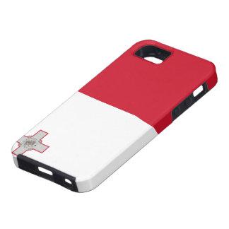 Flag of Malta iPhone SE/5/5s Case