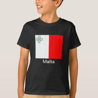 Flag of Malta T-Shirt