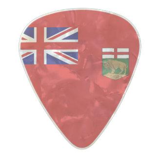 Flag of Manitoba Guitar Picks