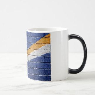 Flag of Marshall Islands Magic Mug