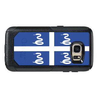 Flag of Martinique Samsung OtterBox Case