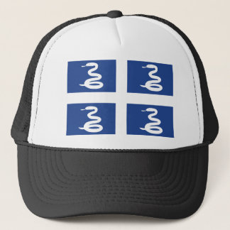 Flag of Martinique Trucker Hat