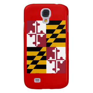 Flag of Maryland Galaxy S4 Cover