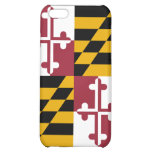 Flag of Maryland iPhone 5C Covers