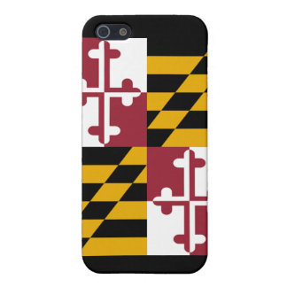 Flag of Maryland iPhone 5 Covers