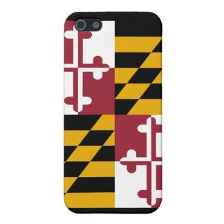 Flag of Maryland iPhone SE/5/5s Case