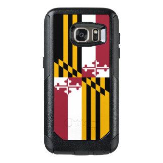 Flag of Maryland Samsung OtterBox Case