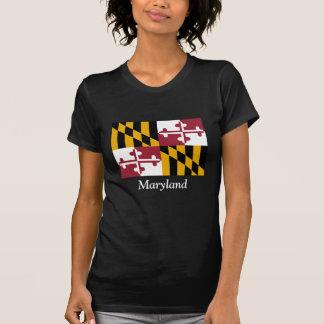 Flag of Maryland Shirts