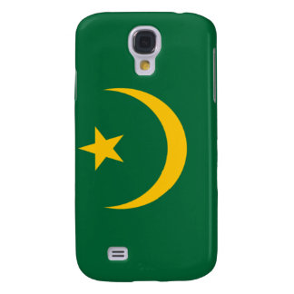 Flag of Mauritania Galaxy S4 Case