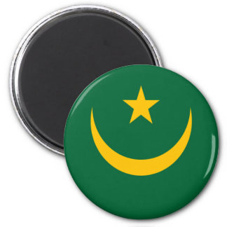 Flag of Mauritania Magnet