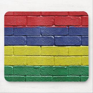 Flag of Mauritius Mouse Pad