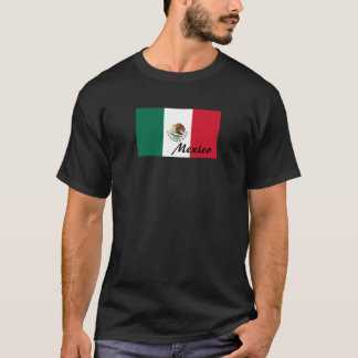 Flag of Mexico (02) T-Shirt