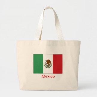 FLAG OF MEXICO BAGS