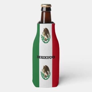 Flag of Mexico Bottle Cooler