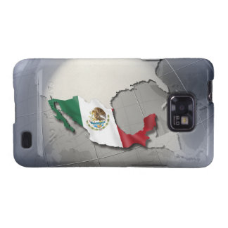 Flag of Mexico Galaxy SII Cover